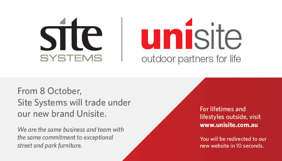 Site Systems has become Unisite